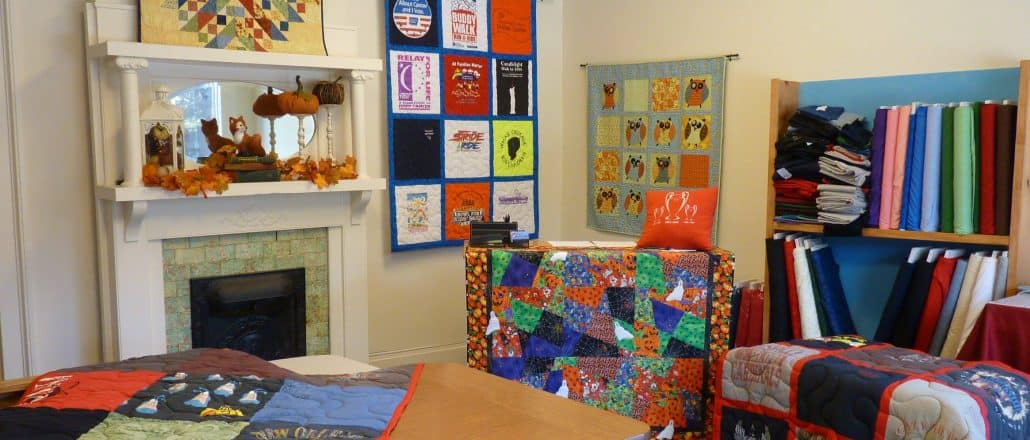 T Shirt Quilts And Long Arm Quilting Happy Dance
