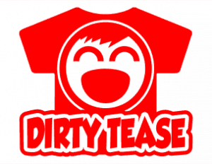 dirty-tease-logo-shirt