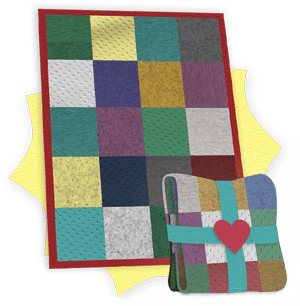 A T-Shirt Quilt Makes a Great Gift